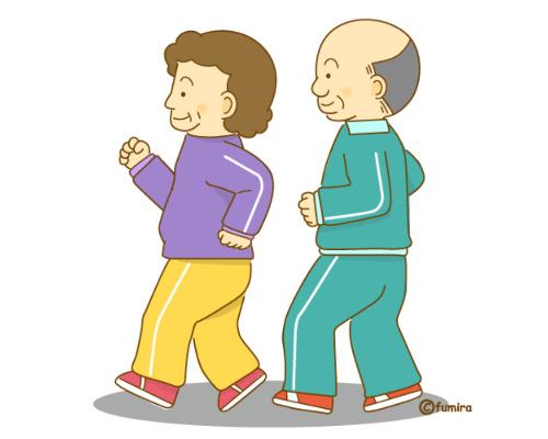 よい歩き方、よい姿勢を東洋医学で考える